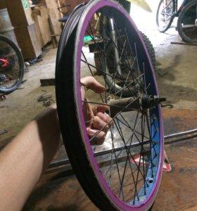 БМХ колесо