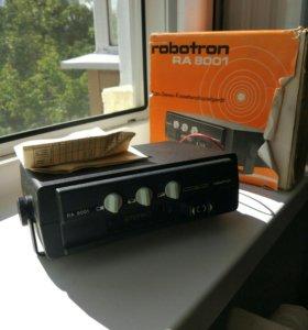 Магнитола Ретро Robotron 8001