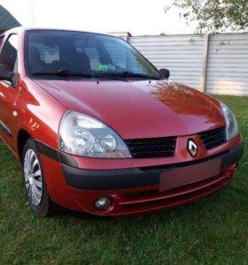 Renault Clio 2005 Хэтчбек