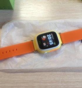 Часы детские с gps трекером wi fi