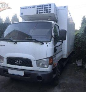 Hyundai HD-78 рефрижератор
