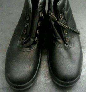 Рабочие ботинки размер 43