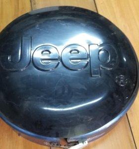 Чехол запасного колеса Jeep