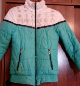 Куртка зимняя (S)