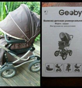 Коляска детская geoby baby