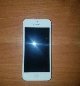 Продам IPhone 5, память 64 Gb.