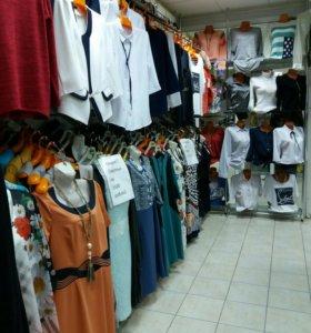 Женская одежда в ассортименте