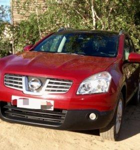 Nissan Qashoai+2