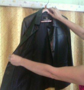 Куртка кожаная CHINA wenlong