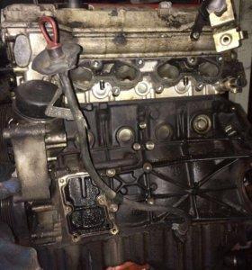 Двигатель Mercedes c200 kompressor 111.955 w203