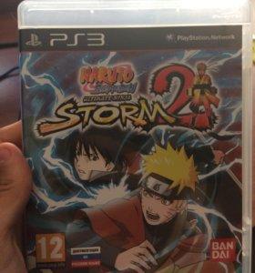 Naruto storm 2 на ps 3