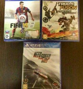 Игры ps4 fifa trial fusion