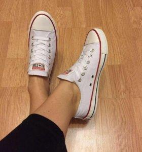 Кеды Converse новые , кроссовки