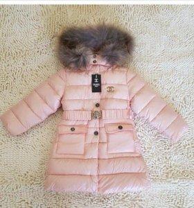Зимняя куртка. Новая