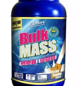 Гейнер Bulk mass