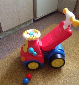 Ходунки автомобиль