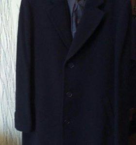 П/ пальто мужское кашемир.Новое.
