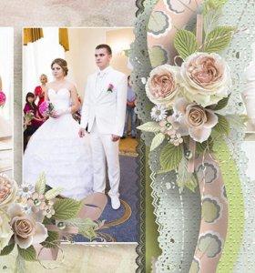 Видео и фотосъёмка свадеб, торжеств, выпускных...