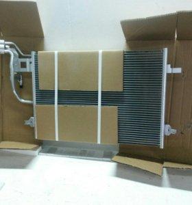 Радиатор кондиционера для VW Passat B5