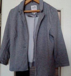 Трикотажный пиджак Ojji