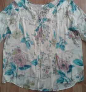 Блуза р.58-62