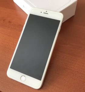 iPhone 6 Plus + 64 gb + чехлы