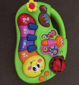 Китайская игрушка интерактивная