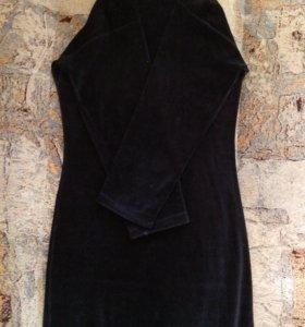 платье чёрное и сарафан