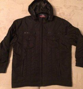 Новая мужская куртка 68 размер