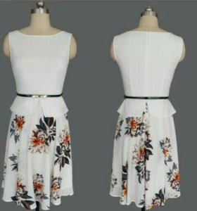 Новое летнее платье р.50-52