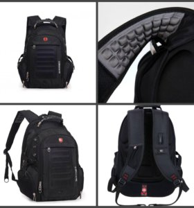 Новый рюкзак Swissgear/