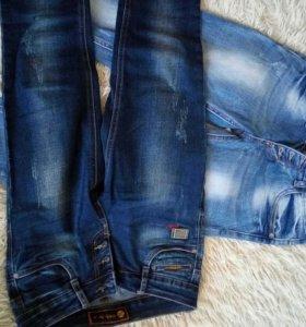 2-е джинс новых