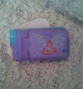 Видеокамера для девочек