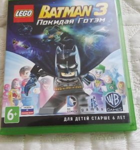 Lego Batman покидая готем Xbox one