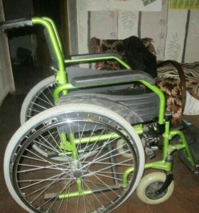 Облегченная инвалидная коляска
