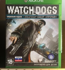 Watch Dogs — XBox One