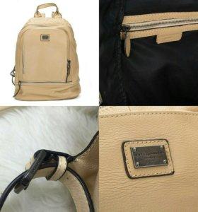 Рюкзак, натуральная кожа D&G