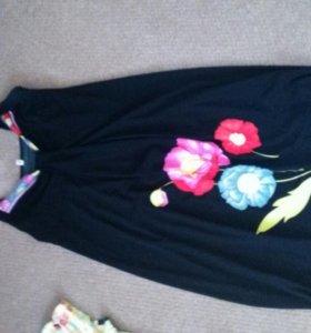 Платье сарафан раз 48