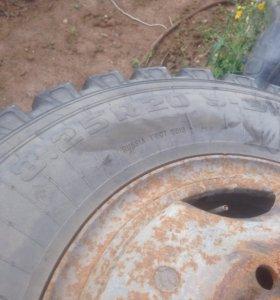 Колеси с диском