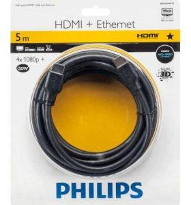 HDMI-кабель PHILIPS SWV2434W/10 5M