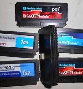 IDE SSD (Disk-On-Chip) DOM