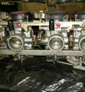 Карбы на Kawasaki GPZ 400