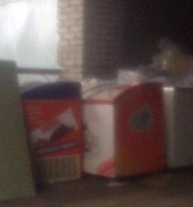 Лари под мороженое