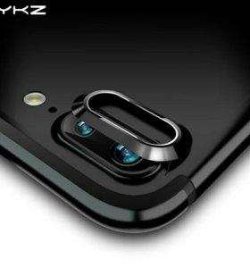 Защитное кольцо объектива камеры для IPhone 7 Plus