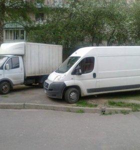 Грузоперевозки г. Сланцы