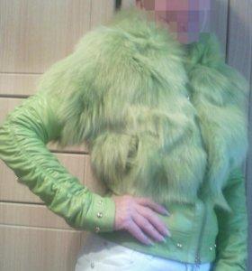Куртка шубка 42-44