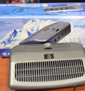 Универсальный воздухоочиститель-ионизатор V50