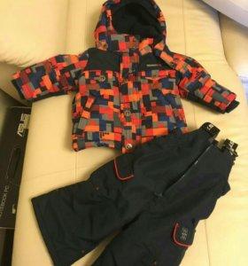 Зимний куртка и штаны Gusti