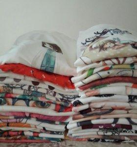 Свитшоты футболки