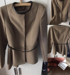 Женское пальто весна-очень 46 размера.